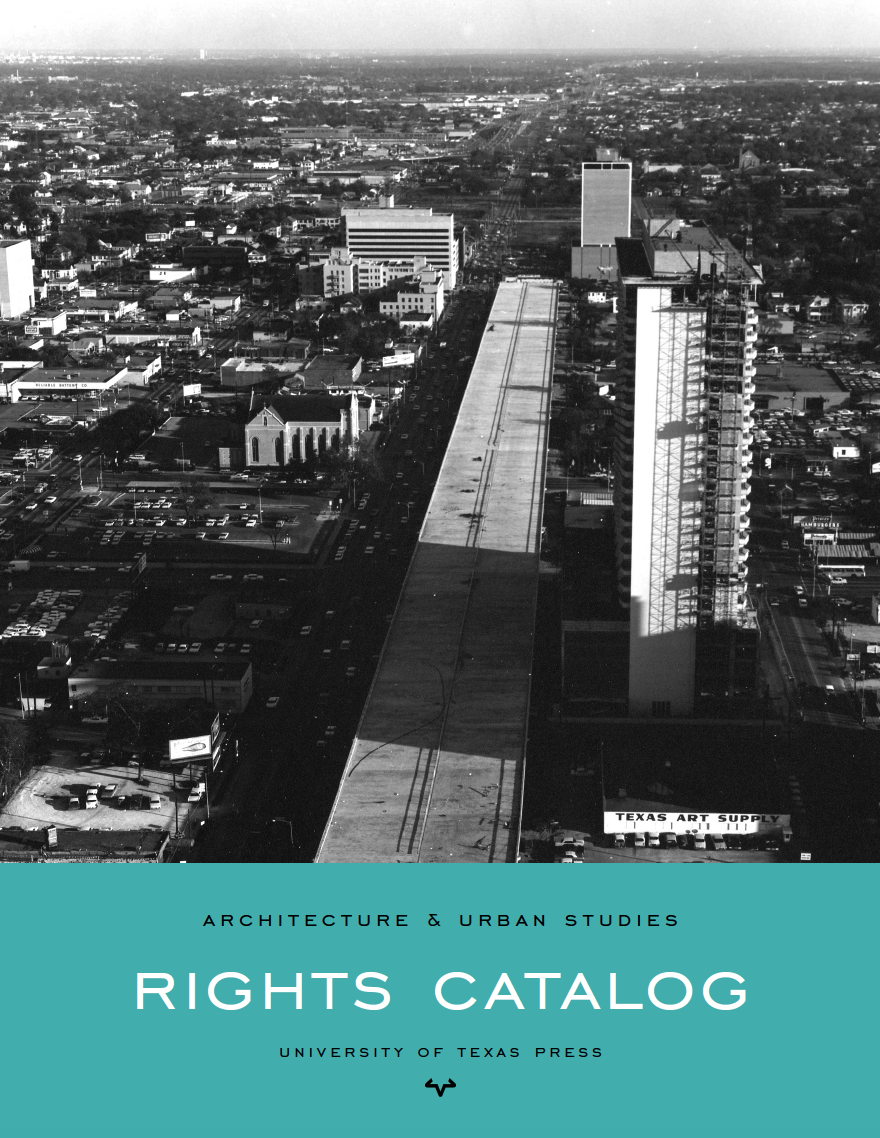 Cover of Architecture Rights Catalog