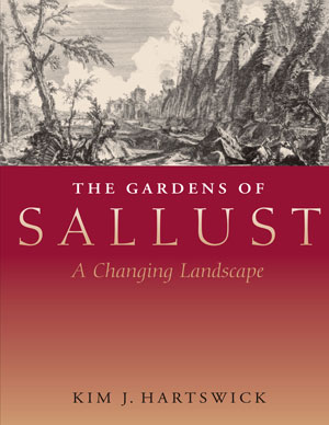 Cover of Gardens of Sallust