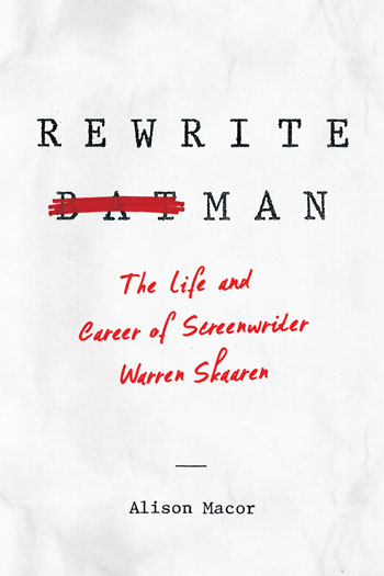 Cover of Rewrite Man