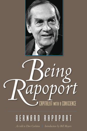Cover of Being Rapoport