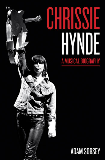 Cover of Chrissie Hynde