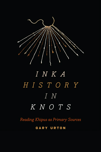Cover of Inka History in Knots