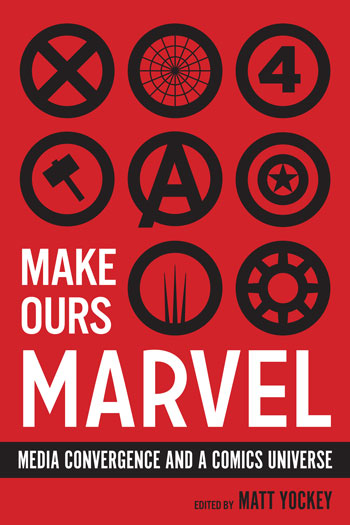 Cover of Make Ours Marvel