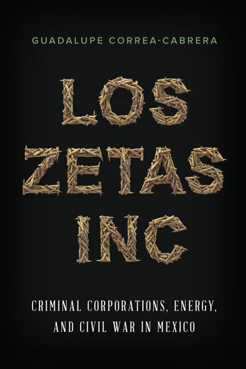 Cover of Los Zetas Inc.