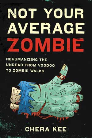 Cover of Not Your Average Zombie
