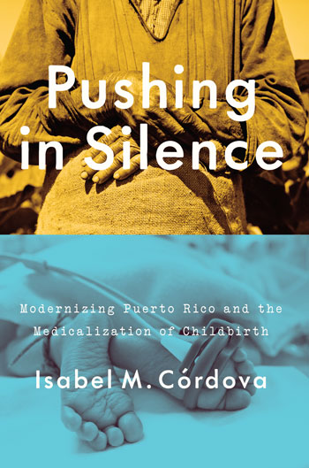 Cover of Pushing in Silence