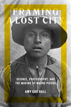 Cover of Framing a Lost City