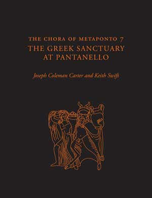 Cover of Chora of Metaponto 7
