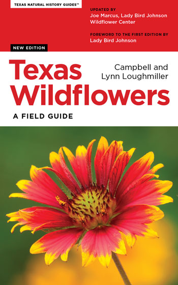 Cover of Texas Wildflowers