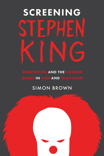 Cover of Screening Stephen King