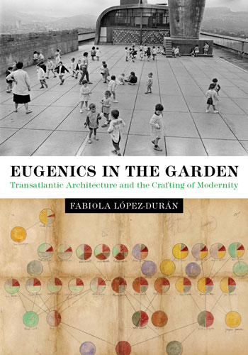 Cover of Eugenics in the Garden