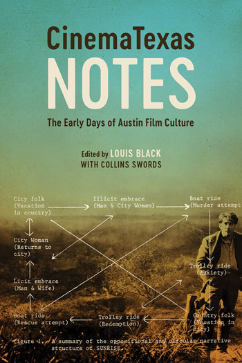 Cover of CinemaTexas Notes