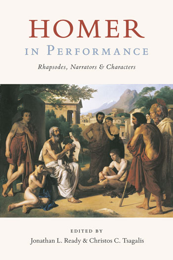 Cover of Homer in Performance