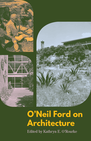 Cover of O'Neil Ford on Architecture