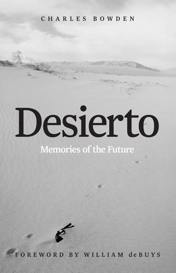 Cover of Desierto