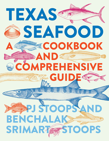 Cover of Texas Seafood