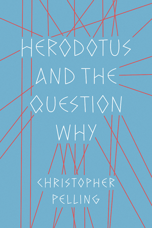 Cover of Herodotus and the Question Why