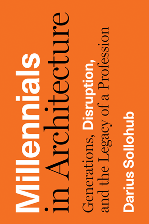 Cover of Millennials in Architecture