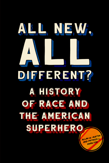 Cover of All New, All Different?