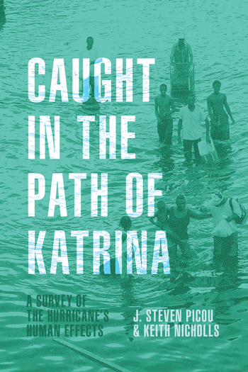 Cover of Caught in the Path of Katrina