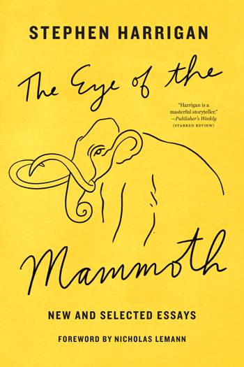 Cover of Eye of the Mammoth