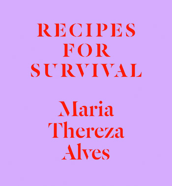 Cover of Recipes for Survival