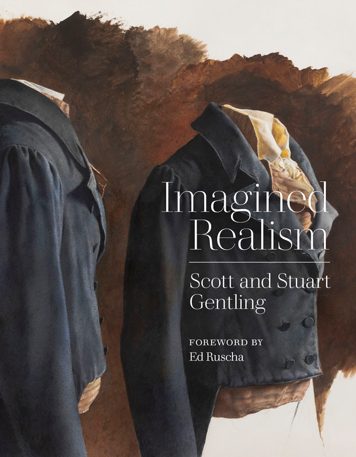 Cover of Imagined Realism