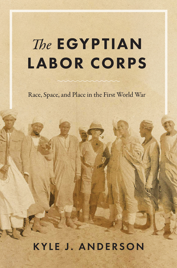 Cover of Egyptian Labor Corps