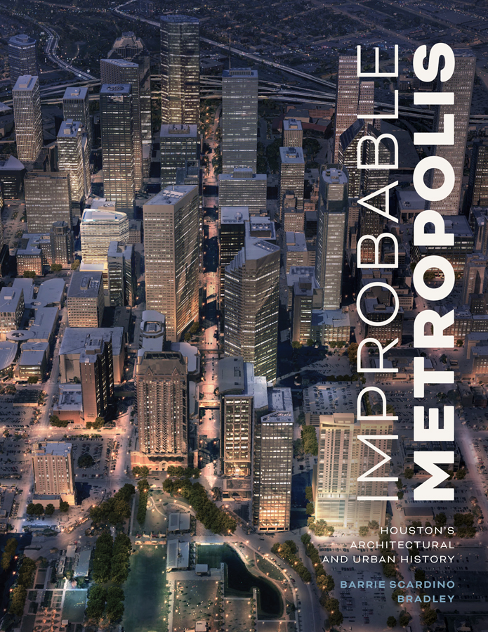Cover of Improbable Metropolis