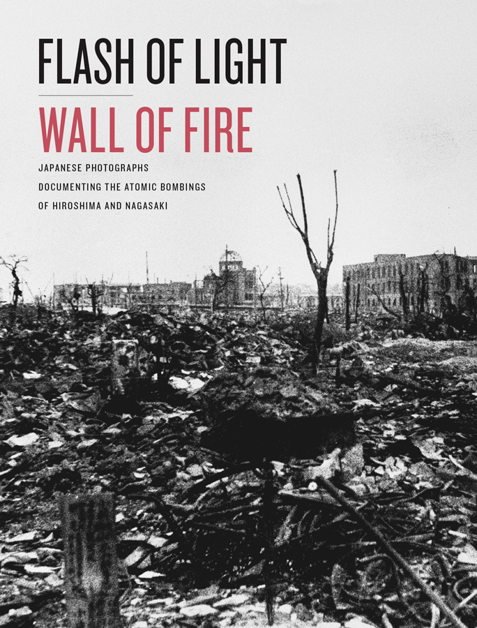 Cover of Flash of Light, Wall of Fire