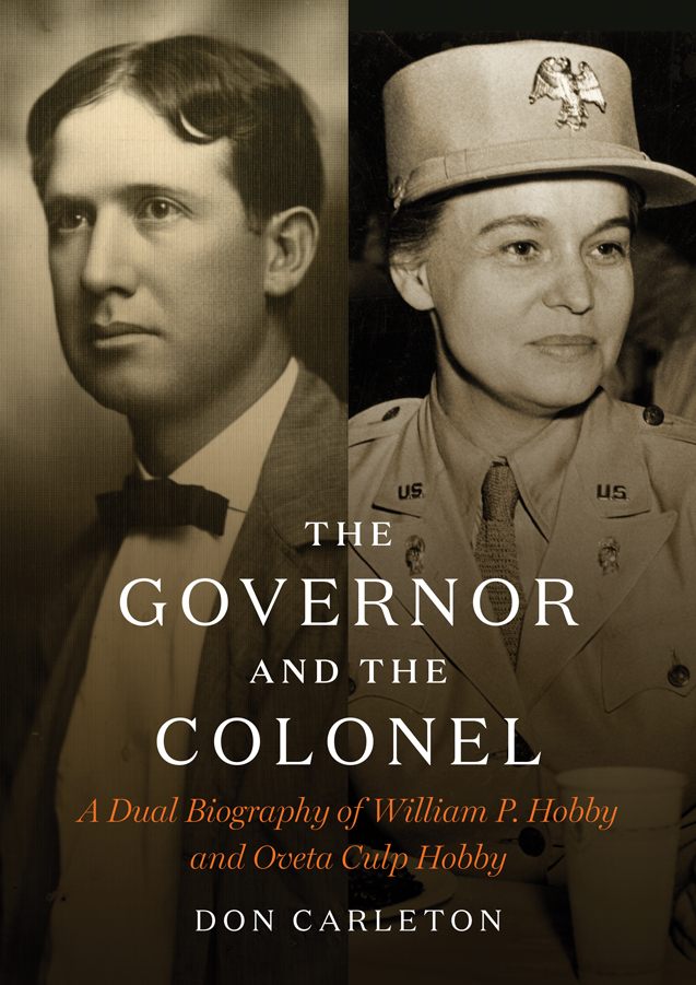 Cover of Governor and the Colonel