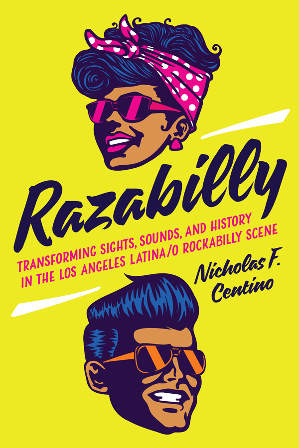 Cover of Razabilly