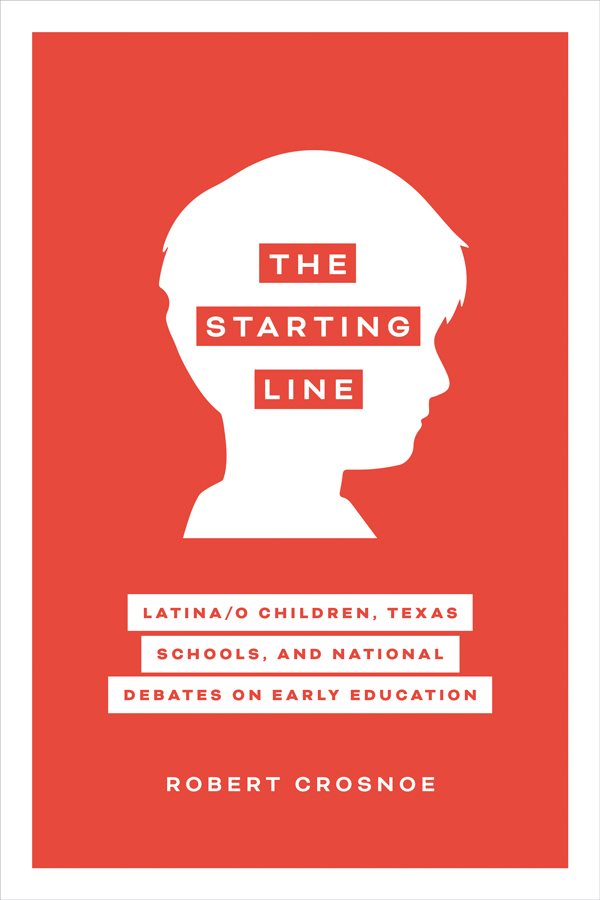 Cover of Starting Line