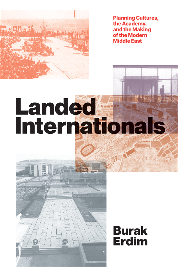 Cover of Landed Internationals