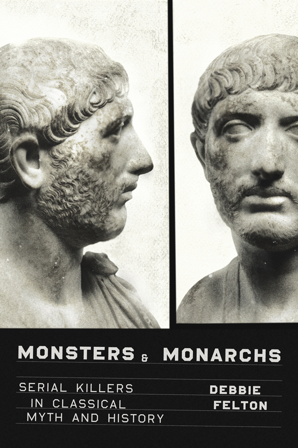 Cover of Monsters and Monarchs