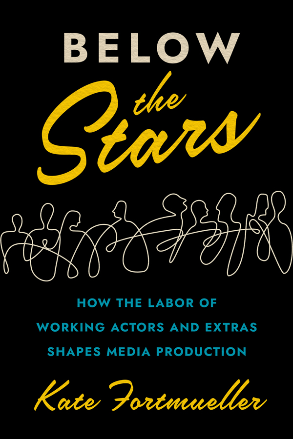 Cover of Below the Stars