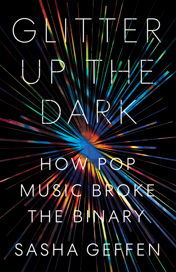 Cover of Glitter Up the Dark