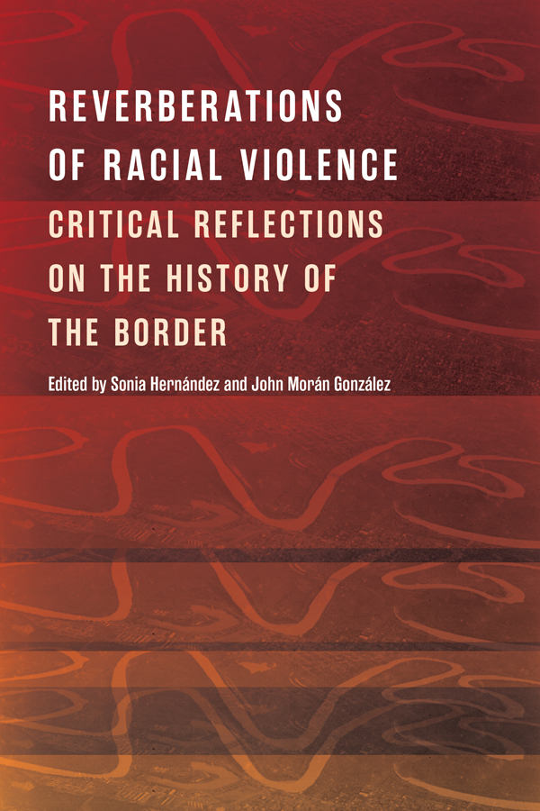 Cover of Reverberations of Racial Violence
