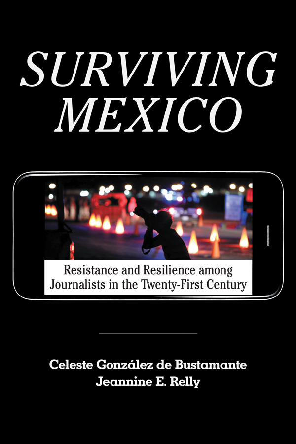 Cover of Surviving Mexico