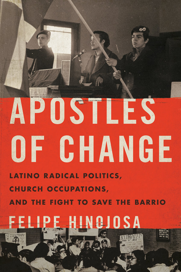 Cover of Apostles of Change