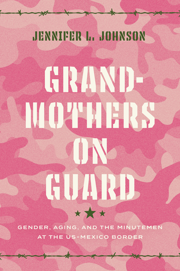 Cover of Grandmothers on Guard