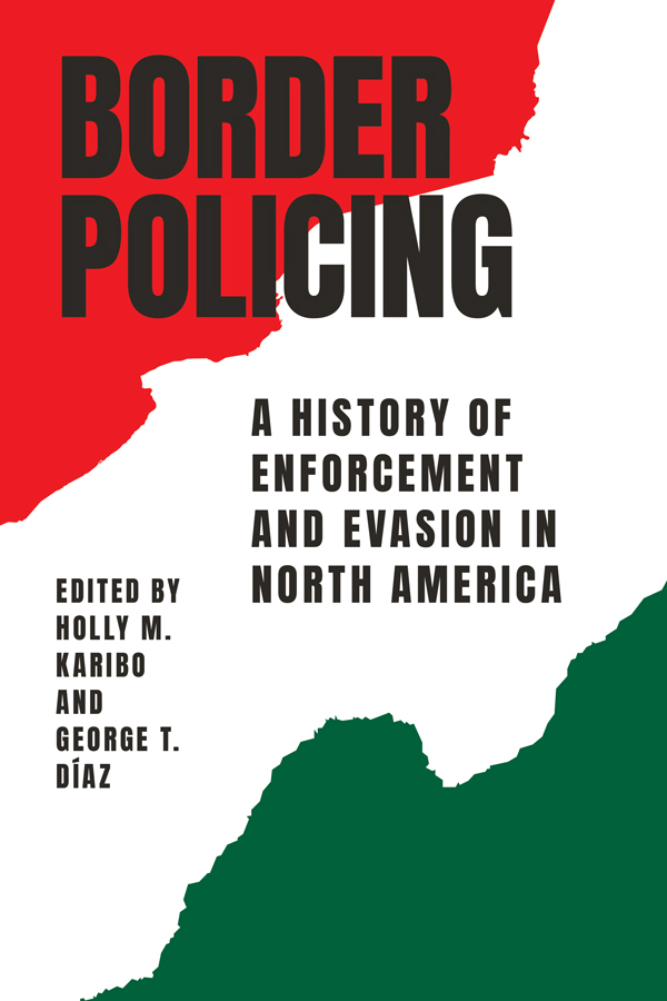 Cover of Border Policing