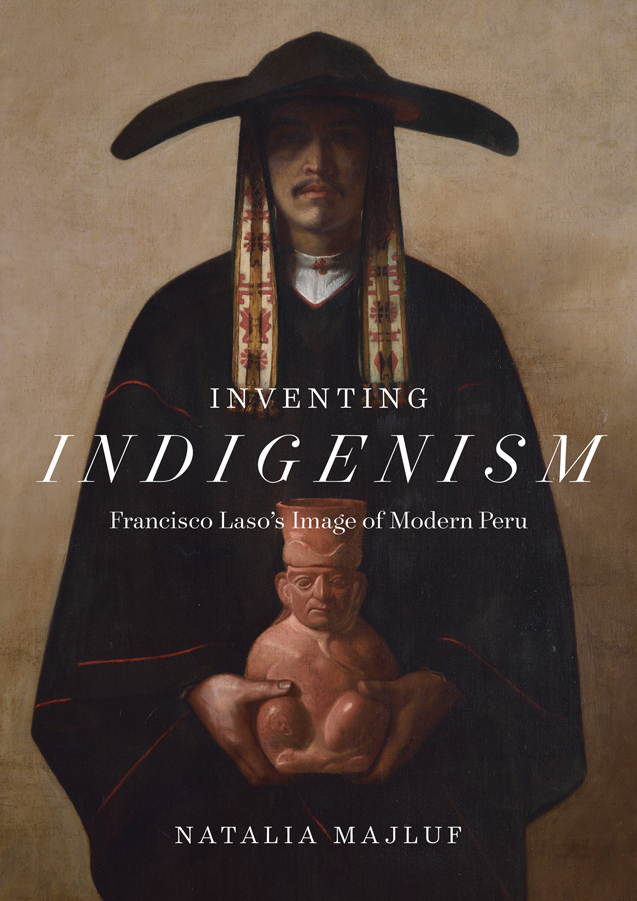 Cover of Inventing Indigenism
