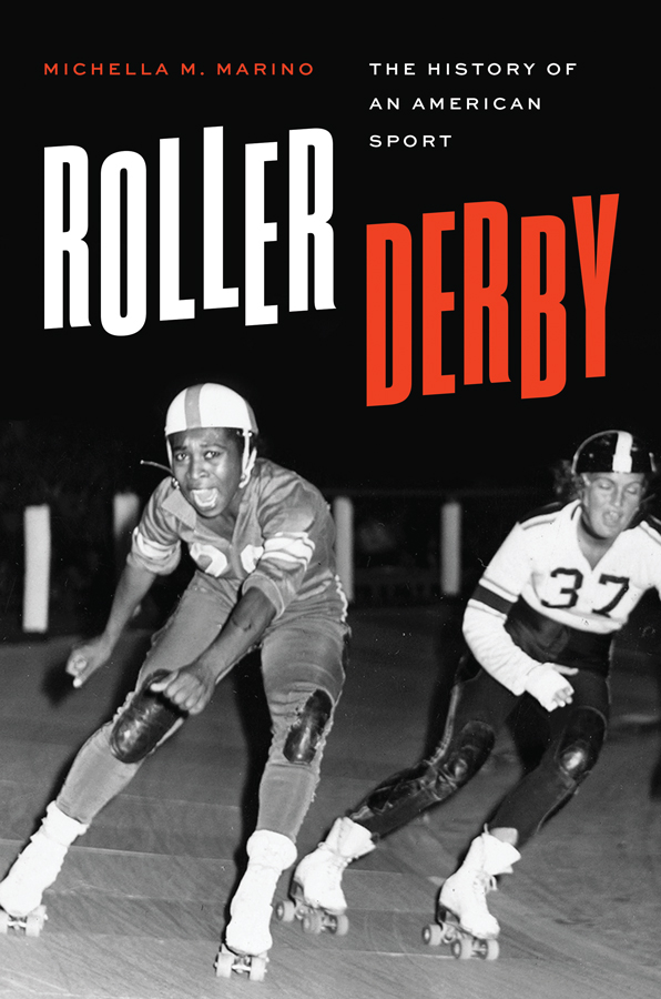Cover of Roller Derby