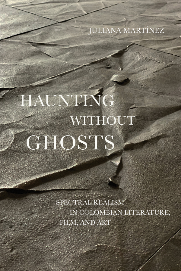 Cover of Haunting Without Ghosts