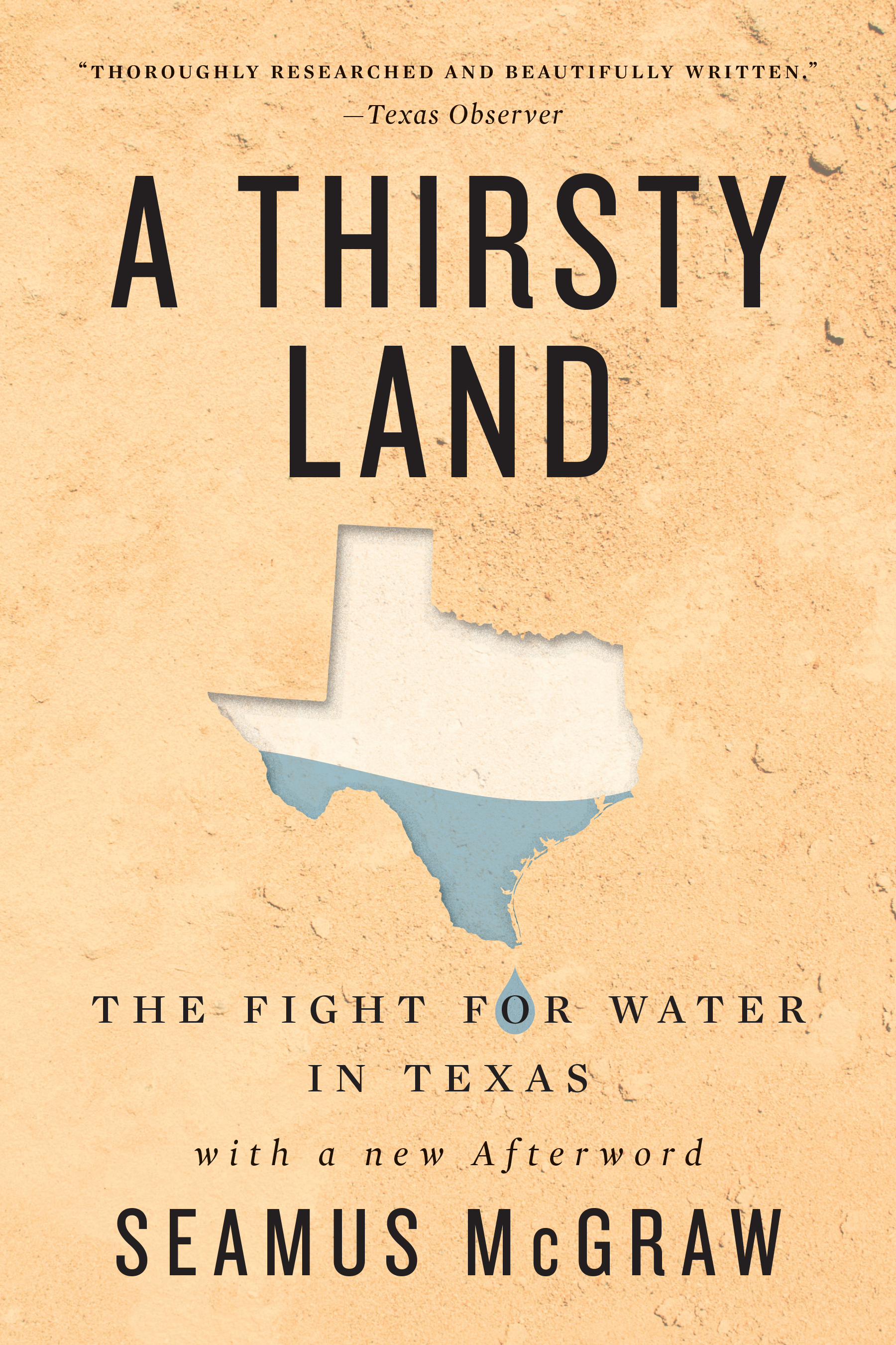 Cover of Thirsty Land Paperback