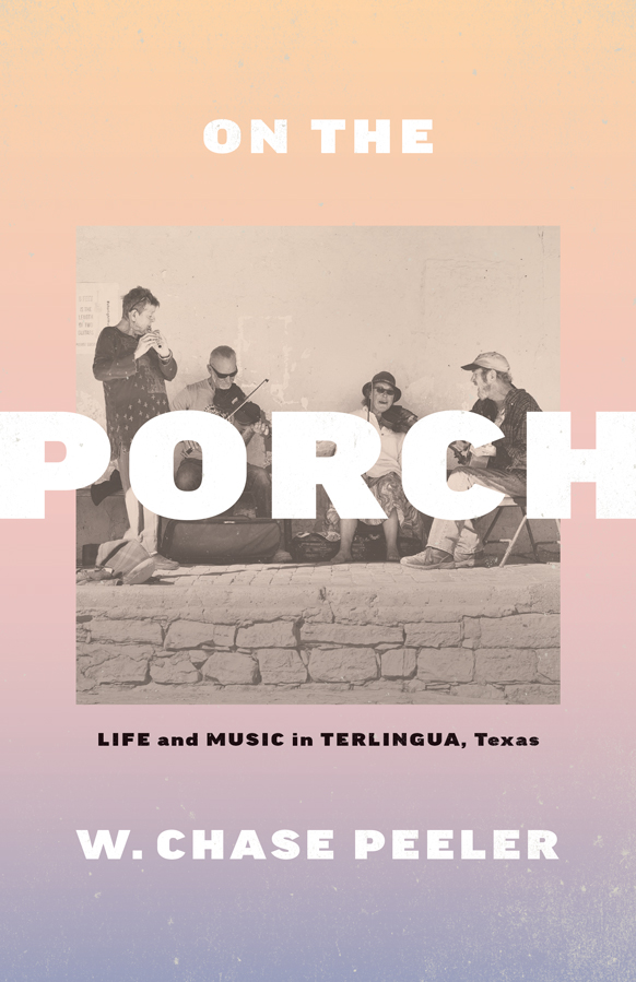 Cover of On the Porch