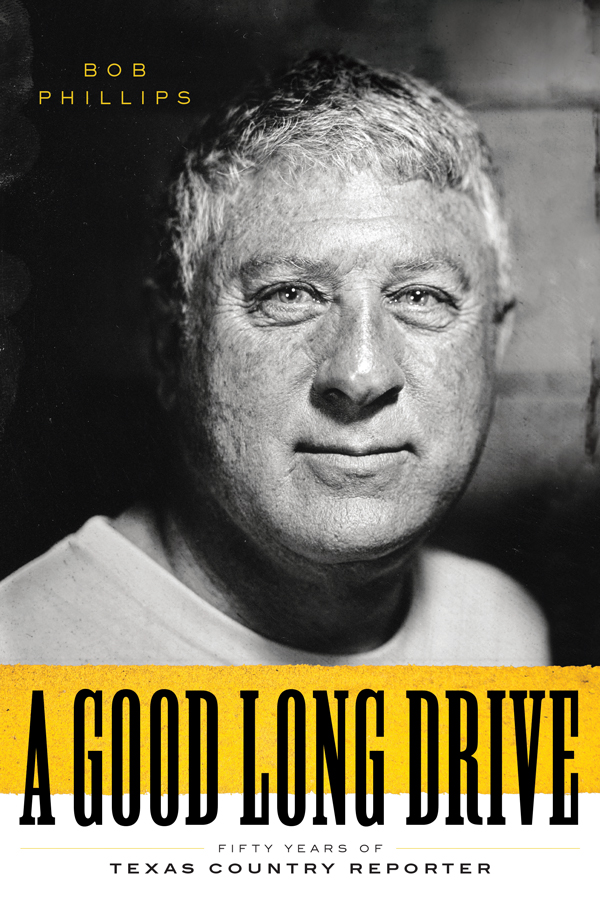 Cover of A Good Long Drive