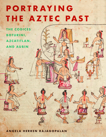 Cover of Portraying the Aztec Past
