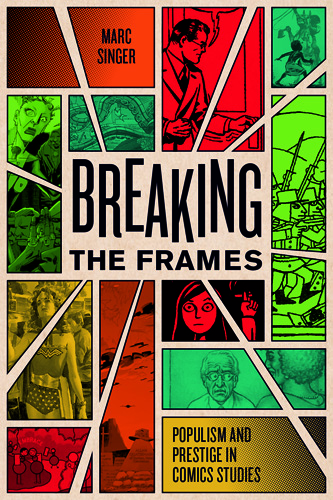 Cover of Breaking the Frames